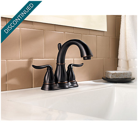 Tuscan Bronze Sedona Centerset Bath Faucet - 048-LT0Y - 2