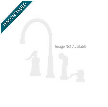 Polished Chrome Pfister Series 2-Handle Shower, Trim Only - 07-118 - 1