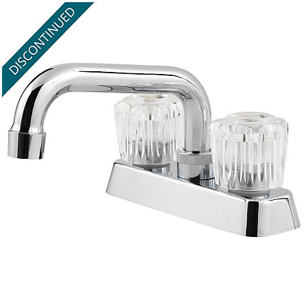Polished Chrome Pfirst Series  Kitchen Faucet - 171-1100 - 1