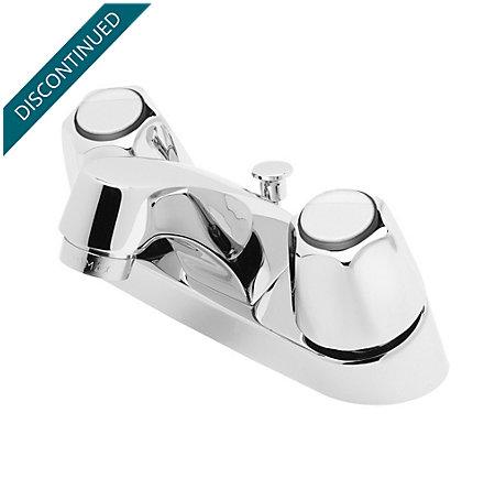 Polished Chrome Classic Centerset Bath Faucet - 443-6000 - 1