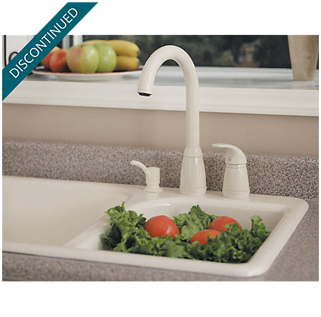 Biscuit Contempra 1-Handle Kitchen Faucet - 526-50BB - 4