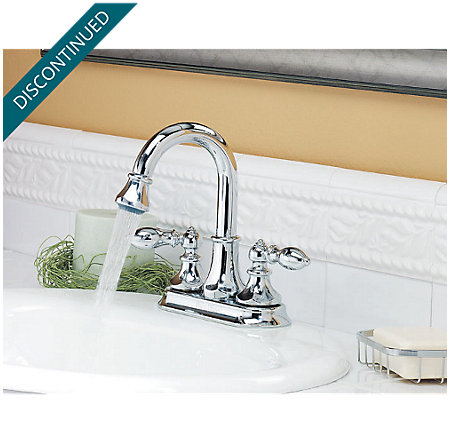 Polished Chrome Catalina Centerset, Pull-out Bath Faucet - 548-E0BC - 3