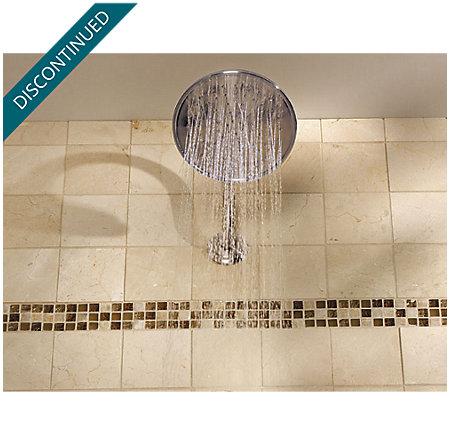 Brushed Nickel Virtue Tub & Shower Combo - 808-VTKK - 4