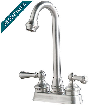 Stainless Steel Savannah  Kitchen Faucet - 871-80SS - 1