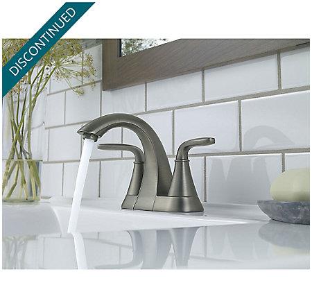 Slate Pasadena Centerset Bath Faucet - F-048-PDSL - 3