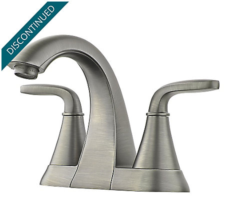 Slate Pasadena Centerset Bath Faucet - F-048-PDSL - 1
