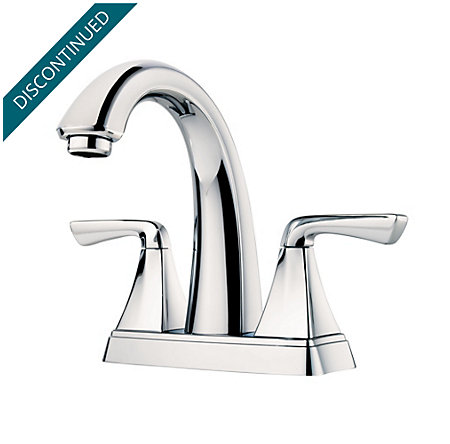 Polished Chrome Selia Centerset Bath Faucet - F-048-SLCC - 1