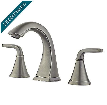 Slate Pasadena Widespread Bath Faucet - F-049-PDSL - 1