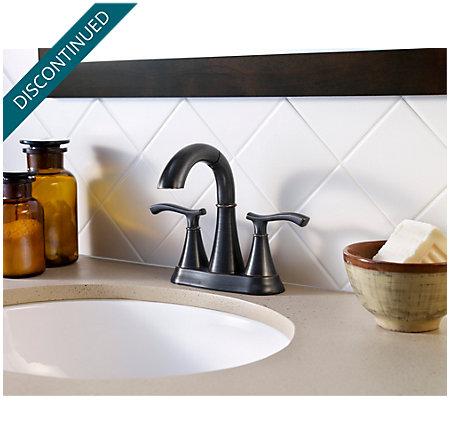 Tuscan Bronze Ideal Centerset Bath Faucet - F-548-IDYY - 4