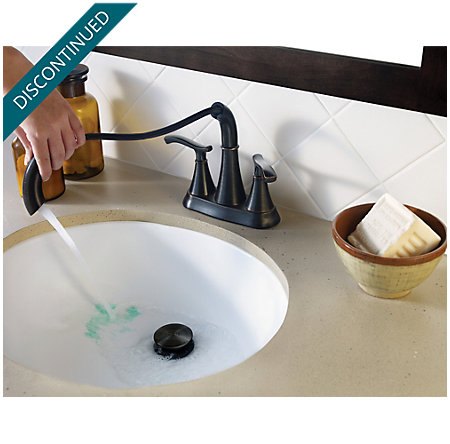 Tuscan Bronze Ideal Centerset Bath Faucet - F-548-IDYY - 6