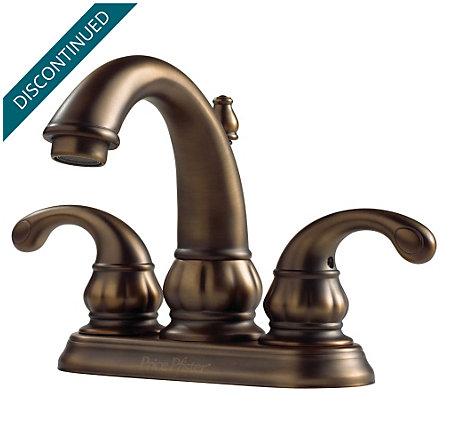 Velvet Aged Bronze Treviso Centerset Bath Faucet - F-048-DV00 - 1