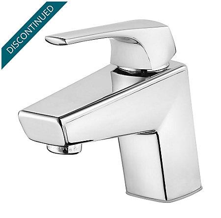 Polished Chrome Arkitek Single Control Lavatory Faucet - GT42-LPMC - 1