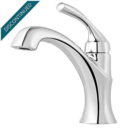 Polished Chrome Iyla Single Control Bath Faucet - GT42-TR0C - 1