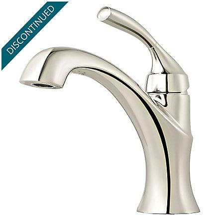 Polished Nickel Iyla Single Control Bath Faucet - GT42-TR0D - 1