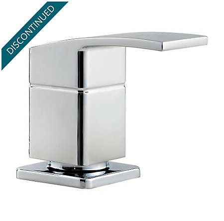 Polished Chrome Kenzo Lav/Roman Tub/Bidet Handle - HHL-DFXC - 1