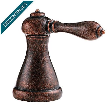Rustic Bronze Marielle Lav/Roman Tub/Bidet Handle - HHL-M0BU - 1