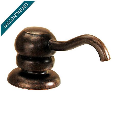 Rustic Bronze Marielle Soap Dispensers - KSD-M1UU - 1