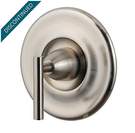 Brushed Nickel Contempra Tub & Shower Valve Only Trim - R89-1NK0 - 1