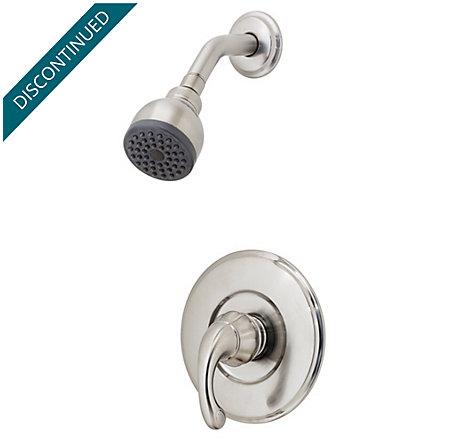 Brushed Nickel Treviso 1-Handle Shower, Trim Only - R89-7DK0 - 1