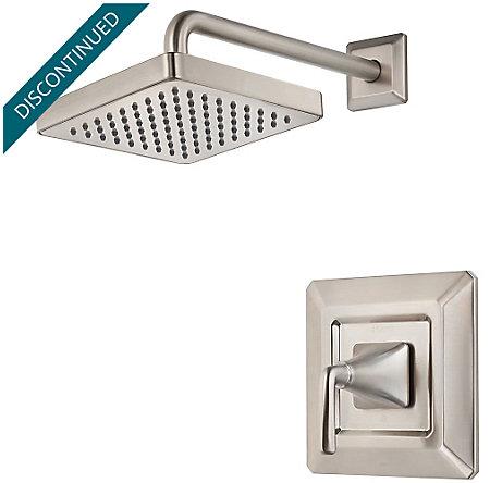 Brushed Nickel Park Avenue 1-Handle Shower, Trim Only - R89-7FEK - 1