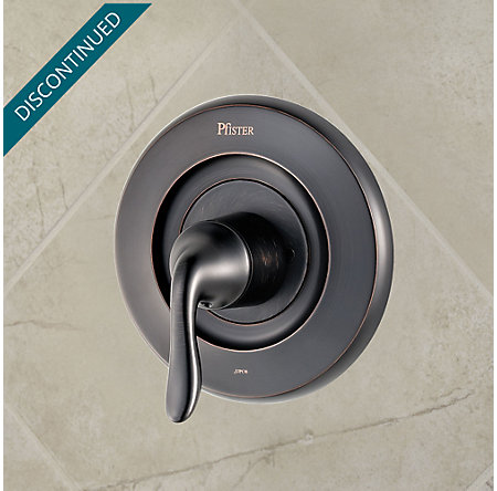 Tuscan Bronze Universal Tub and Shower Valve Only Trim Delta - R90-1DNY - 2