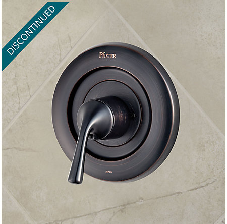 Tuscan Bronze Universal Tub and Shower Valve Only Trim Moen - R90-1MSY - 2