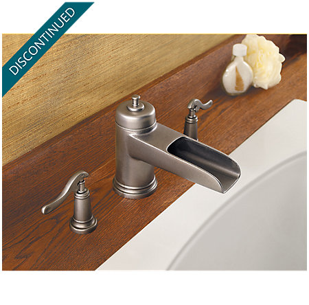 Rustic Pewter Ashfield Roman Tub - RT6-5YPE - 2