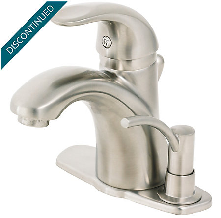 Polished Brass Parisa Single Control, Centerset Bath Faucet - T42-VKSP - 1