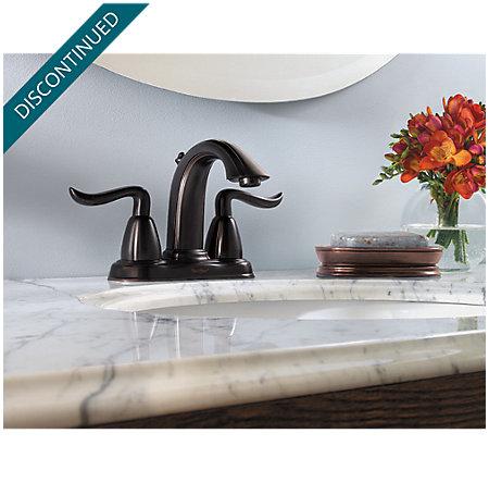 Tuscan Bronze Santiago Centerset Bath Faucet - T48-ST0Y - 2
