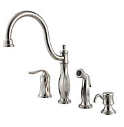 cadenza 1-handle kitchen faucet