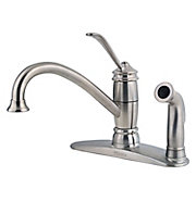 brookwood 1-handle kitchen faucet