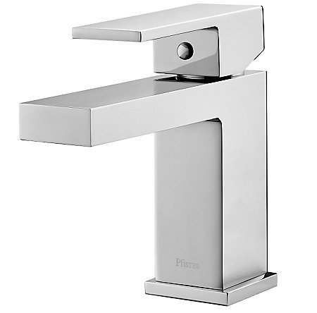 Polished Chrome Evanton Single Control, Centerset Bath Faucet - F-042-EVCC - 1