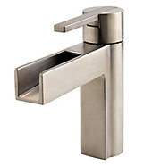 vega single control, centerset bath faucet
