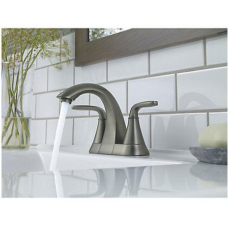 Slate Pasadena Centerset Bath Faucet - LF-048-PDSL - 3