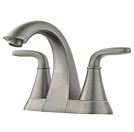 Slate Pasadena Centerset Bath Faucet - LF-048-PDSL - 1