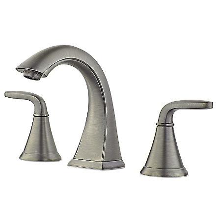 Slate Pasadena Widespread Bath Faucet - LF-049-PDSL - 1