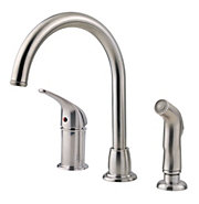 cagney 1-handle kitchen faucet