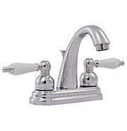 classic centerset bath faucet