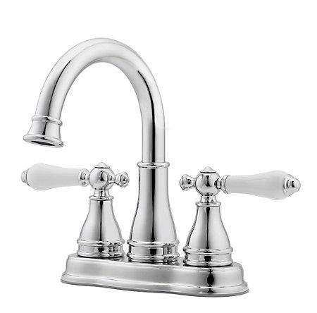 Polished Chrome Sonterra Centerset Bath Faucet - LF-WL2-45PC - 1