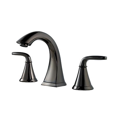 Black And Chrome Bathroom Faucets – House Decor Ideas