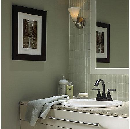 Tuscan Bronze Saxton Centerset Bath Faucet - GT48-GL0Y - 2