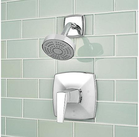 Polished Chrome Arkitek 1-Handle Shower, Trim Only - G89-7LPMC - 2