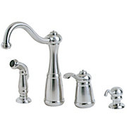 marielle 1-handle kitchen faucet