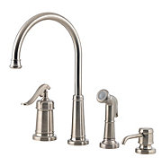 ashfield 1-handle kitchen faucet