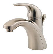 parisa single control, centerset bath faucet
