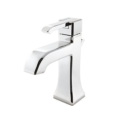 Polished Chrome Park Avenue Single Control, Centerset Bath Faucet - GT42-FE0C - 1