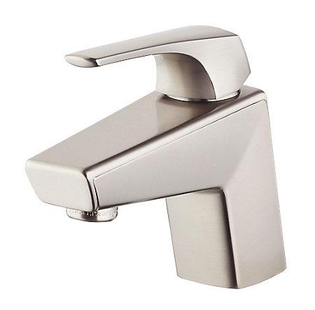 Brushed Nickel Arkitek Single Control Lavatory Faucet - LG42-LPMK - 1