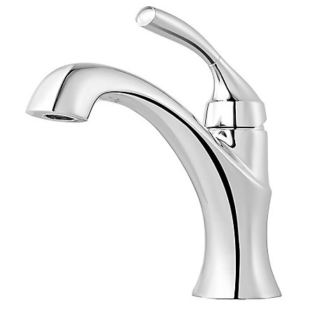Polished Chrome Iyla Single Control Bath Faucet - LG42-TR0C - 1