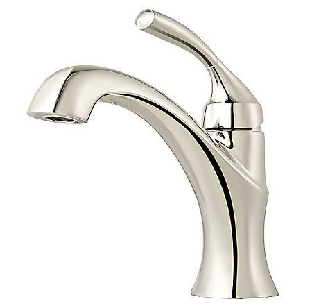 Polished Nickel Iyla Single Control Bath Faucet - LG42-TR0D - 1