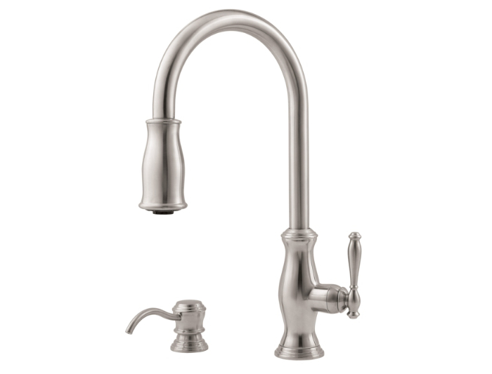 Owleon\'s Sweethome: Fixing friend\'s leaking kitchen faucet (Pfister ...